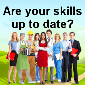 Are Your Skills Uptodate