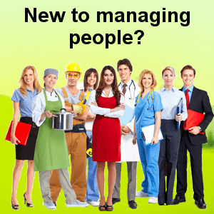 New to managing People