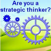 strategic thinker