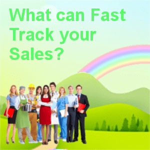 what can fasttrack your sales