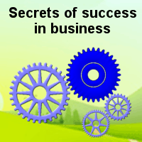 Secrets of success in business