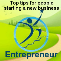 Top tips for people starting a new business
