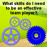 effective team player