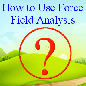 How to Use Force Field Analysis