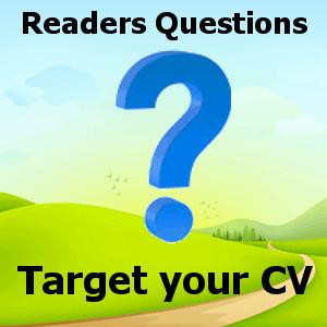 Target your CV