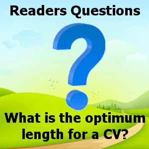 what-is-the-optimum-length-for-a-cv